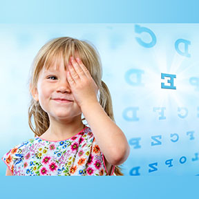 A CLEAR VIEW OF CHILDREN'S EYE CARE