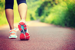 BENEFITS OF WALKING: REDUCE RISK OF HEART DISEASE AND BOOST IMMUNITY