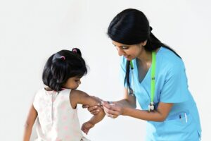 VACCINATION IS PROTECTION FOR YOUR CHILD