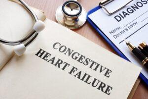 CONGESTIVE HEART FAILURE: SYMPTOMS, CAUSES & TREATMENT