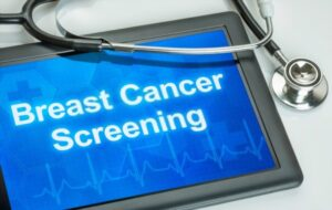 BREAST CANCER SCREENING SAVES LIVES!