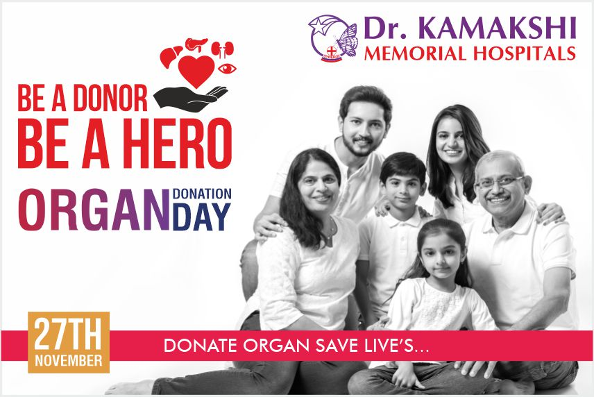 drkmh Organ Donation Day 2019