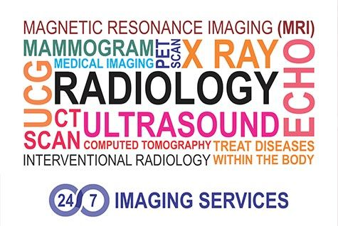 Imaging Services For The Diagnostic And Radiology Services