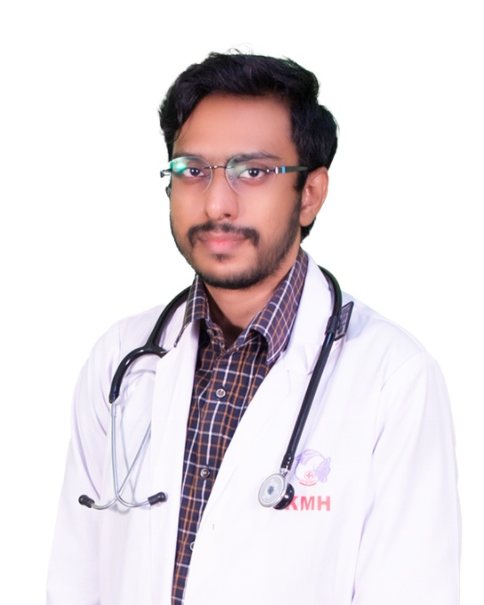 Dr. Vinoth Kumar A.V is the best PAEDIATRICS in Chennai
