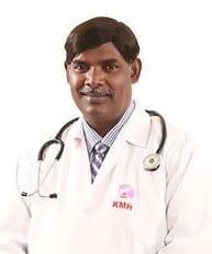 Dr. M. M. Shankar is a neuro spine surgeon