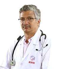Dr. Mahesh is a pediatric neurologist