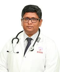 Dr. Rejiv is a medical oncologist
