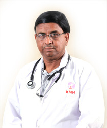 Dr.Krishna Kumar.P Consultant - Radiation Oncology at Dr.Kamakshi Memorial Hospital