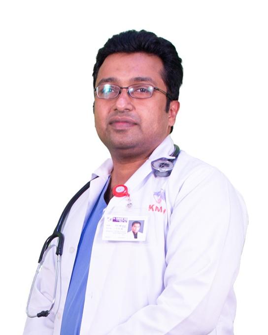 Dr. Adarsh Surendranath is a Gastroenterologist