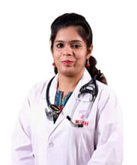 Dr. Monica.K is the best physician in Chennai