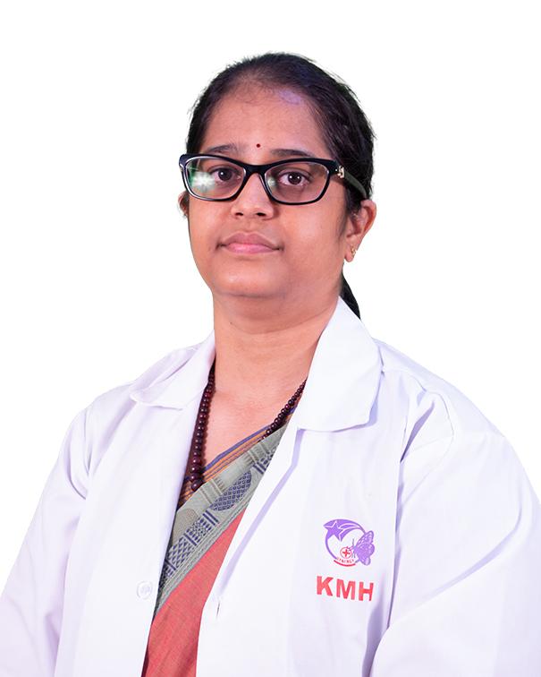 Dr. Nandini Govindarajan is a Histopathology