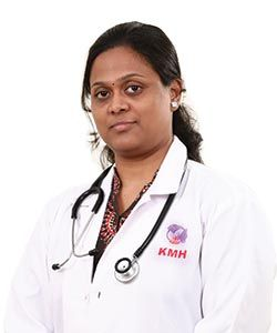Dr.T. V. Santhya is the best radiologist in Chennai