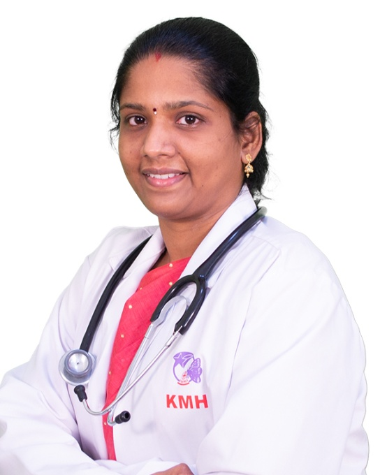 Dr. Subalakshmi H is the best Gynecologist and Obstetrician at Dr.Kamakshi Memorial Hospital