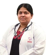 Dr. Vidhya Mohandoss is a Psychiatrist